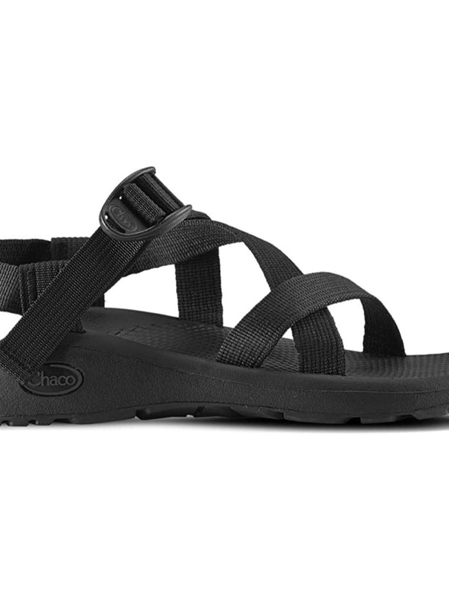 Chaco Women's Z Cloud Solid Black 6