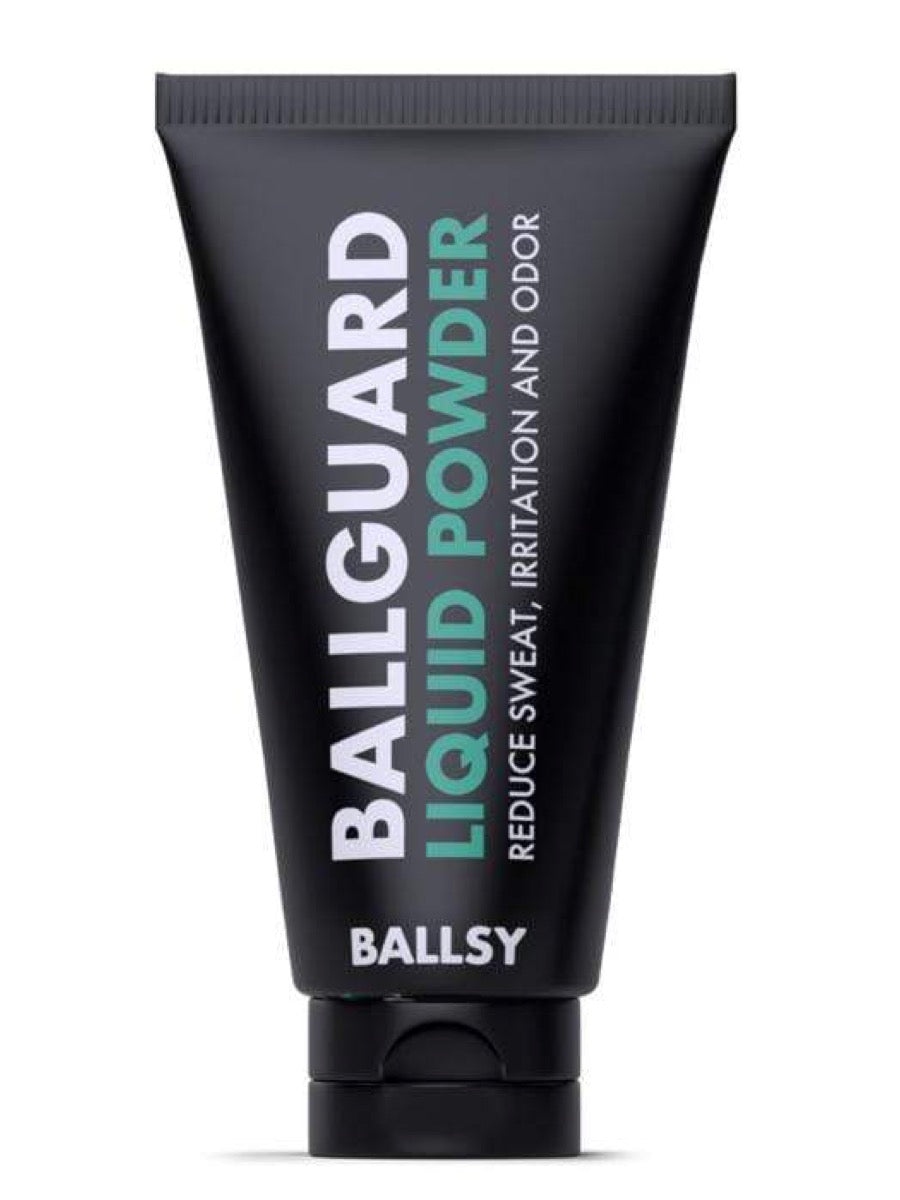 Ballsy Quickys Ball Guard Liquid Powder