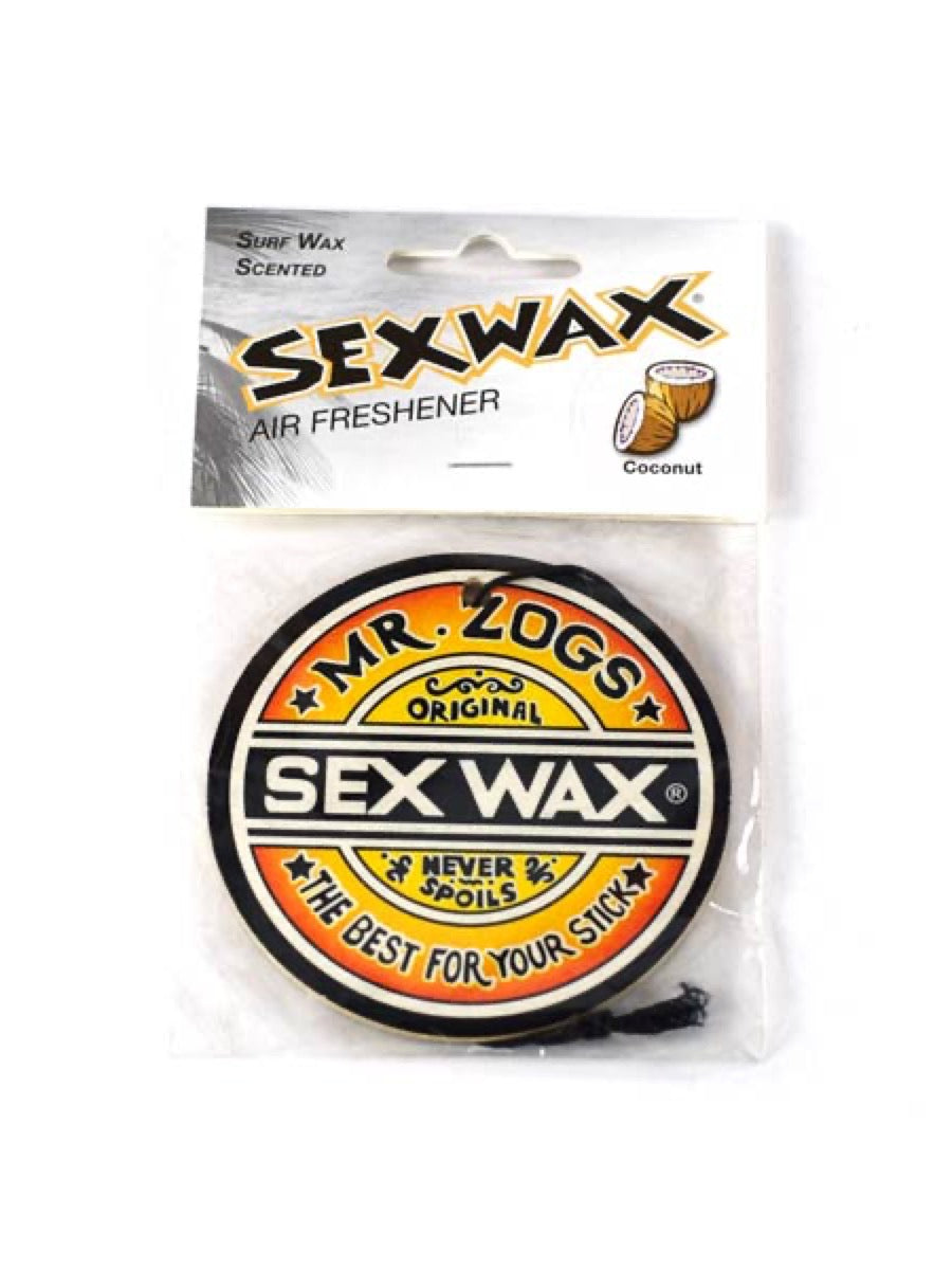 ZOG Sex Wax Air Freshener -Assorted