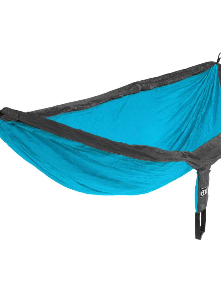 Eno Doublenest Hammock Teal/Charcoal
