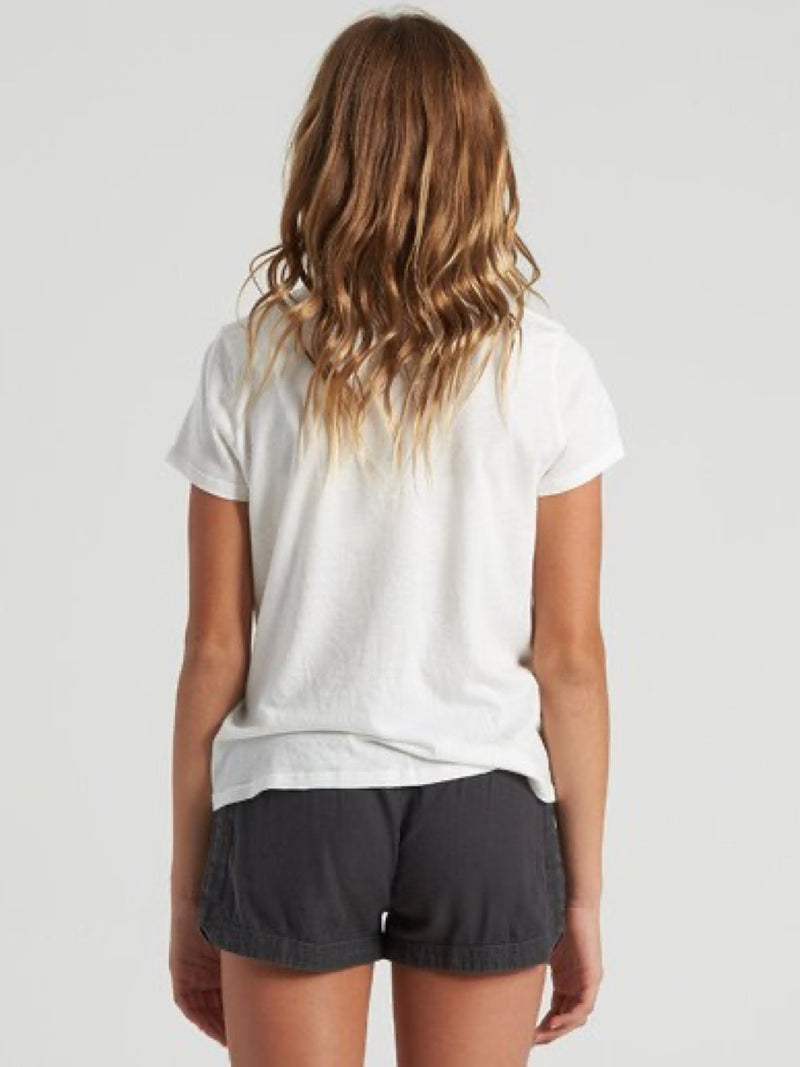 Billabong Girls Mad For You Shorts Black