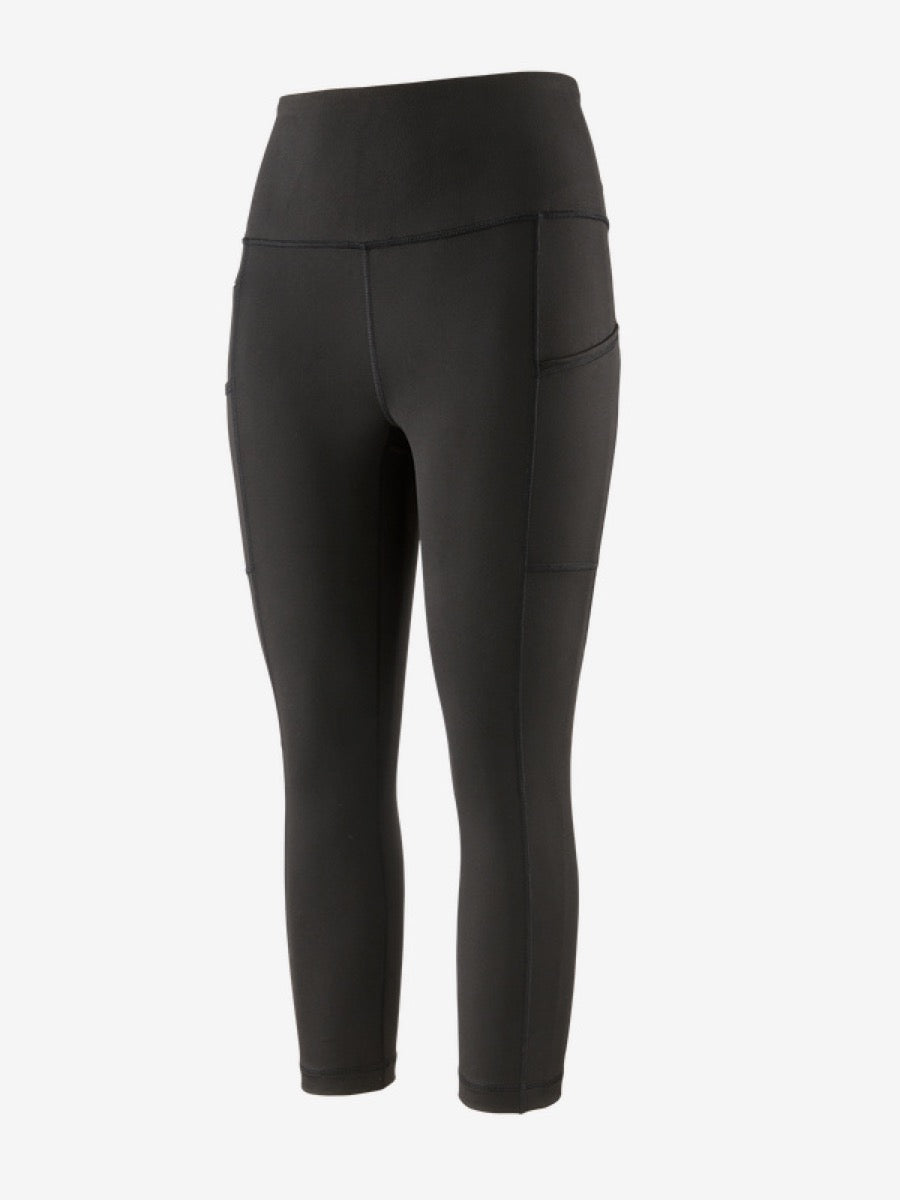 Patagonia Women's Pack Out Crop Tight -Black
