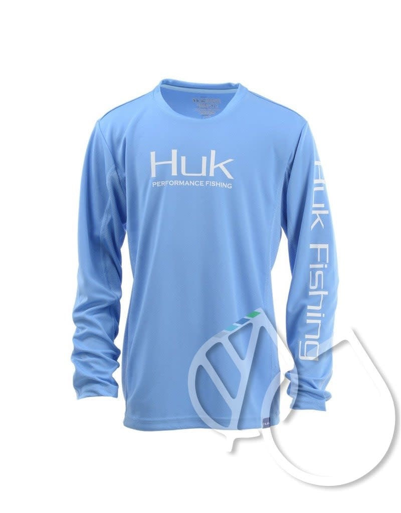 HUK YOUTH ICON X LS SHIRT