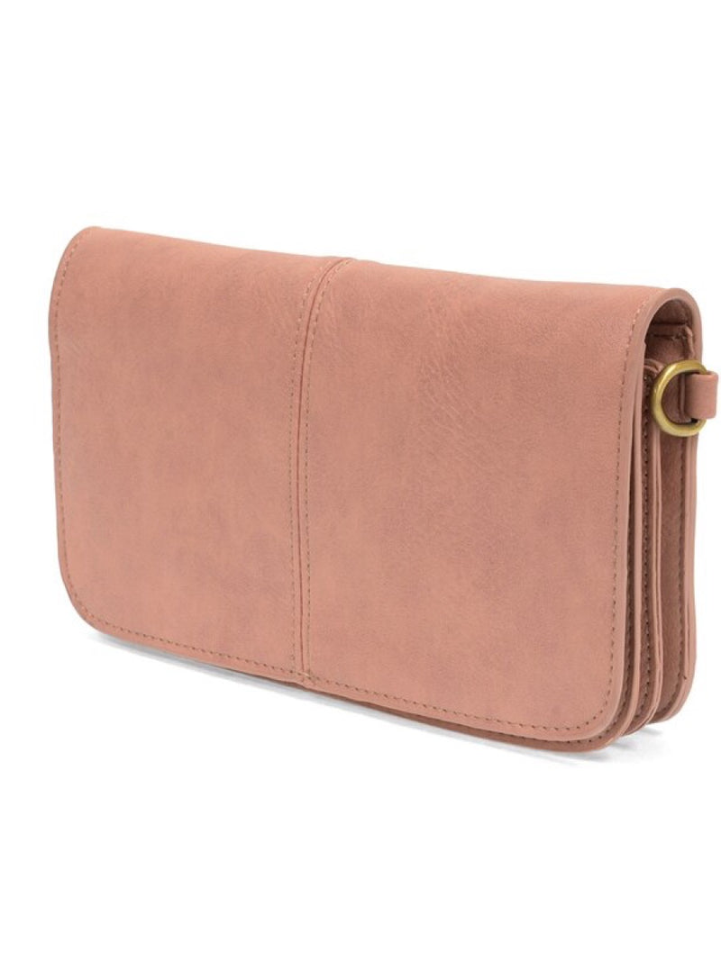 Joy Susan Mia Multi Crossbody Blush