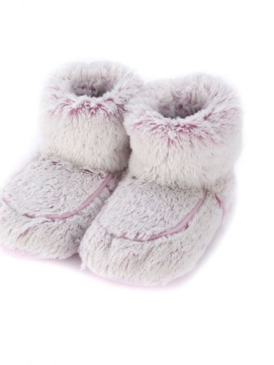Marshmallow Warmies Boots