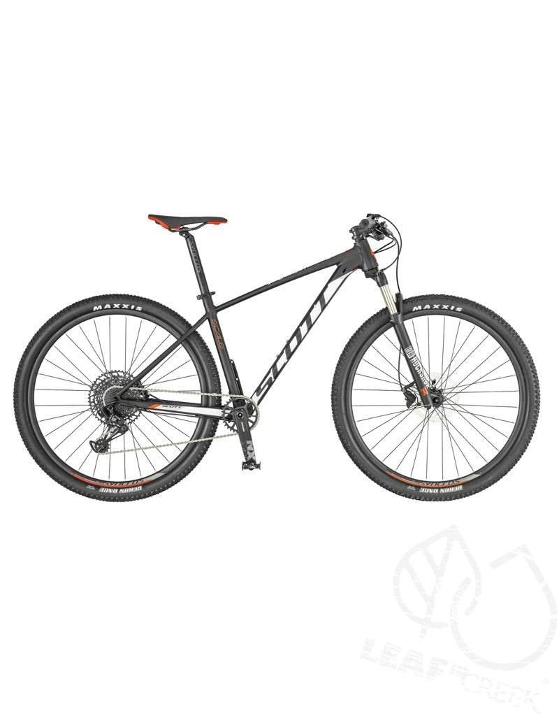 SCOTT SCALE 980 BLACK/WHITE