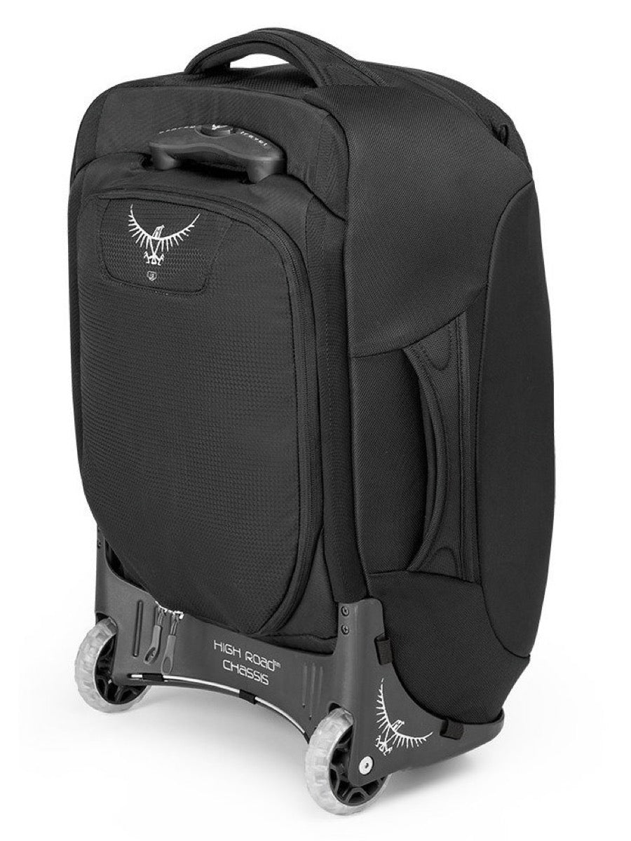 "SOJOURN™ WHEELED TRAVEL PACK 45L/22"" Flash Black"