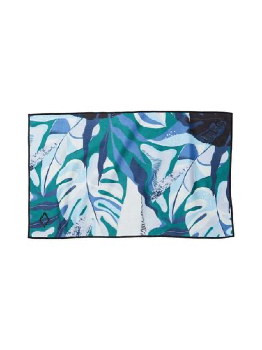 Nomadix Towel - Monstera Blue