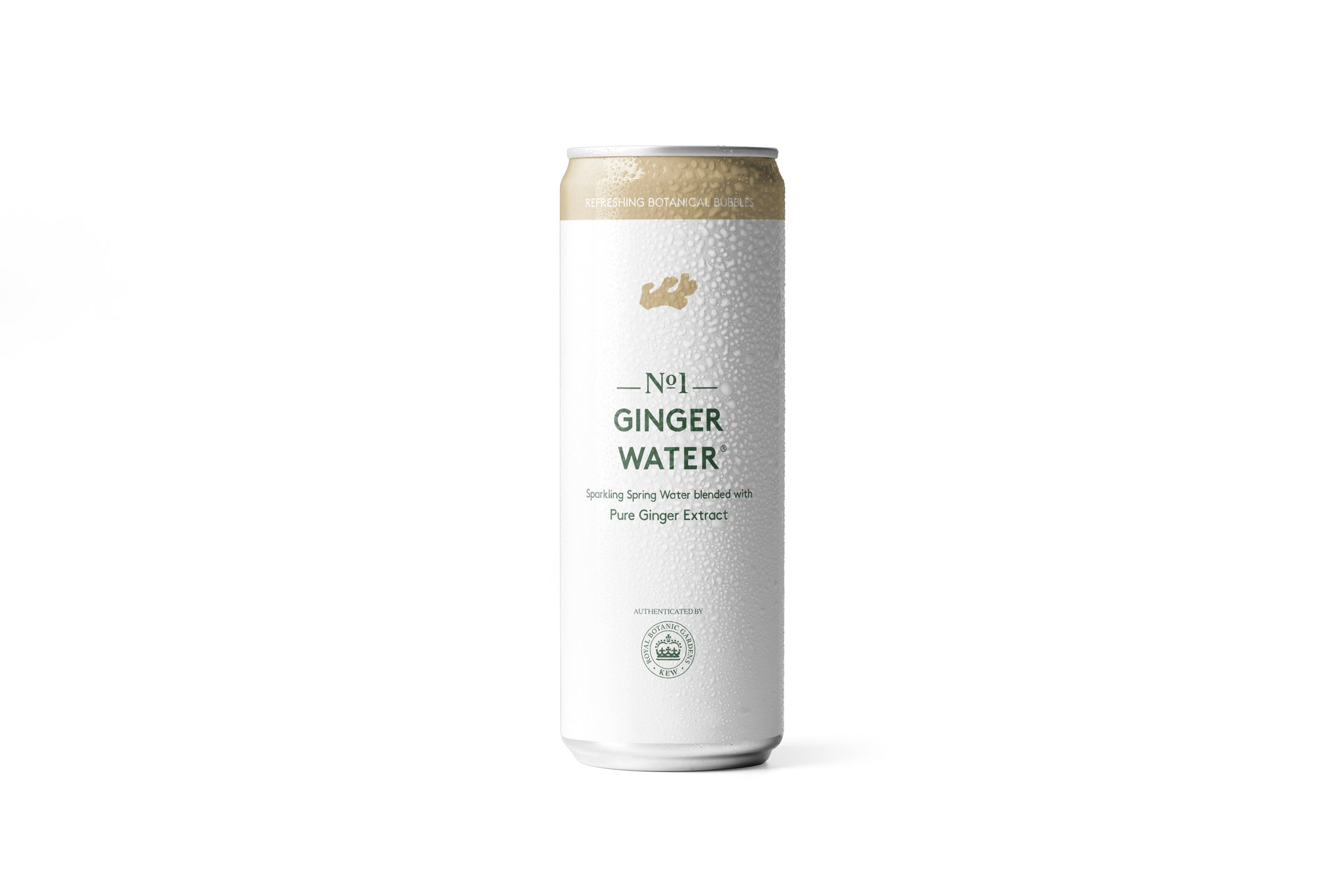 Ginger Water Sparkling 12 x 330ml