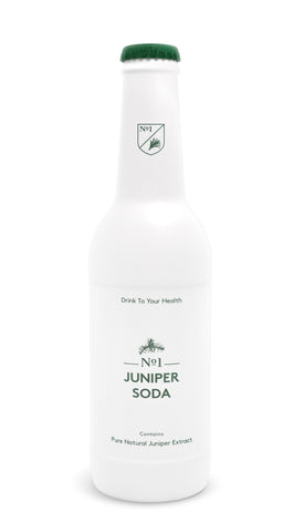 Juniper SODA 24 x 200 ml / SODA CU EXTRACT DE IENUPĂR