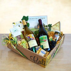 Best of California Wine & Goodie Basket (Free Shipping)