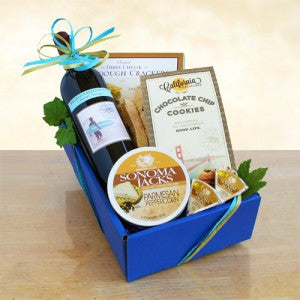 Cabernet Classic Wine & Cheese (Free Shipping)