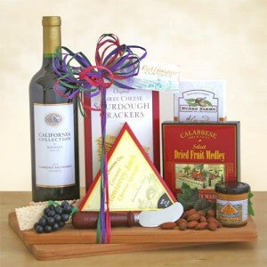 Napa Valley Wine Experience Basket (Free Shipping)
