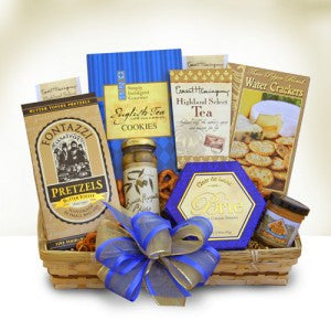 Thank You Snacker Gift Basket (Free Shipping)
