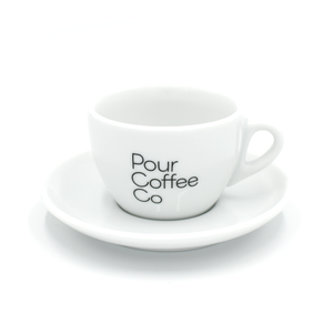 Pour Coffee Co. Cappuccino Cup