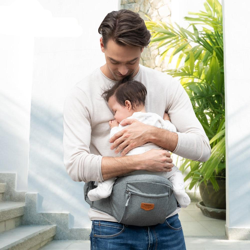 Baby Owl™ Hip Seat Carrier