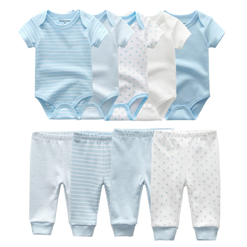 Essential Body Suit and Pants Set