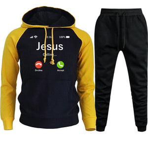 Mens Super Suit Jesus Calling