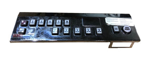 S9000 14-Button Static Panel