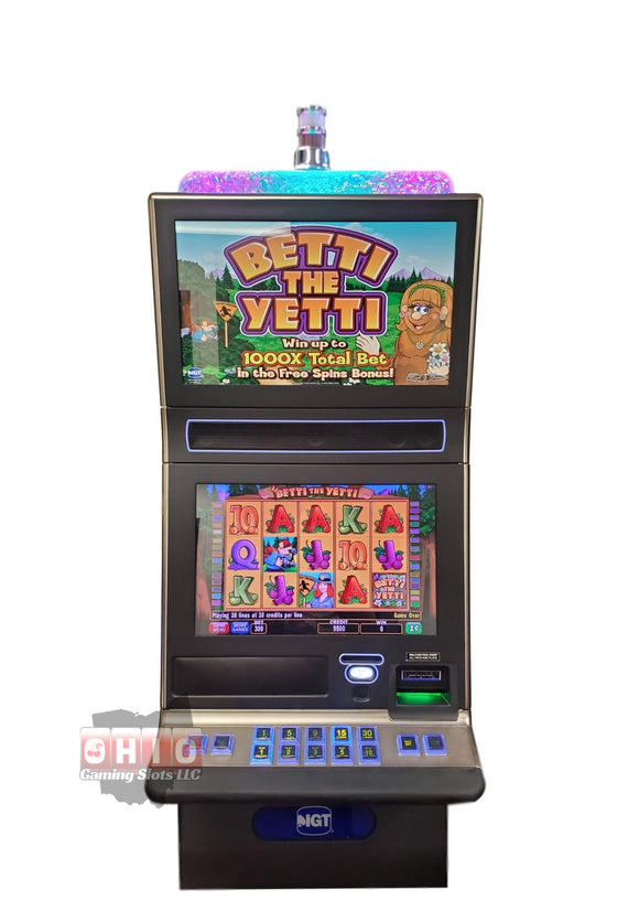 IGT G23 Betti the Yeti