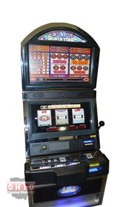 Bally Alpha 1 S9000 Bonus Times