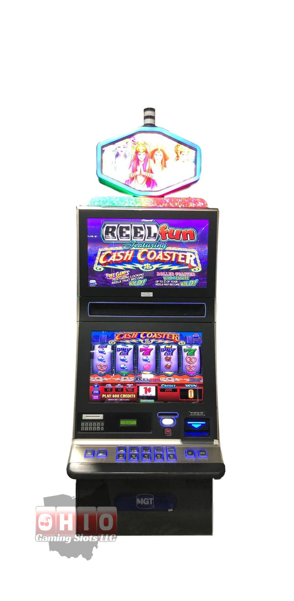 IGT G23 Cash Coaster