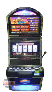 Bally Alpha 1 S9000 Diamond Peak