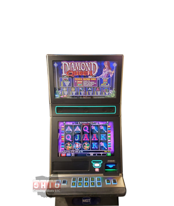IGT G23 Diamond Queen