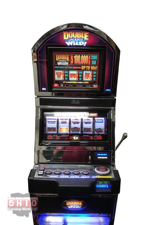 Bally Alpha 1 S9000 Double Jackpot Wild