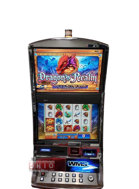 Williams BB2 Dragon's Realm