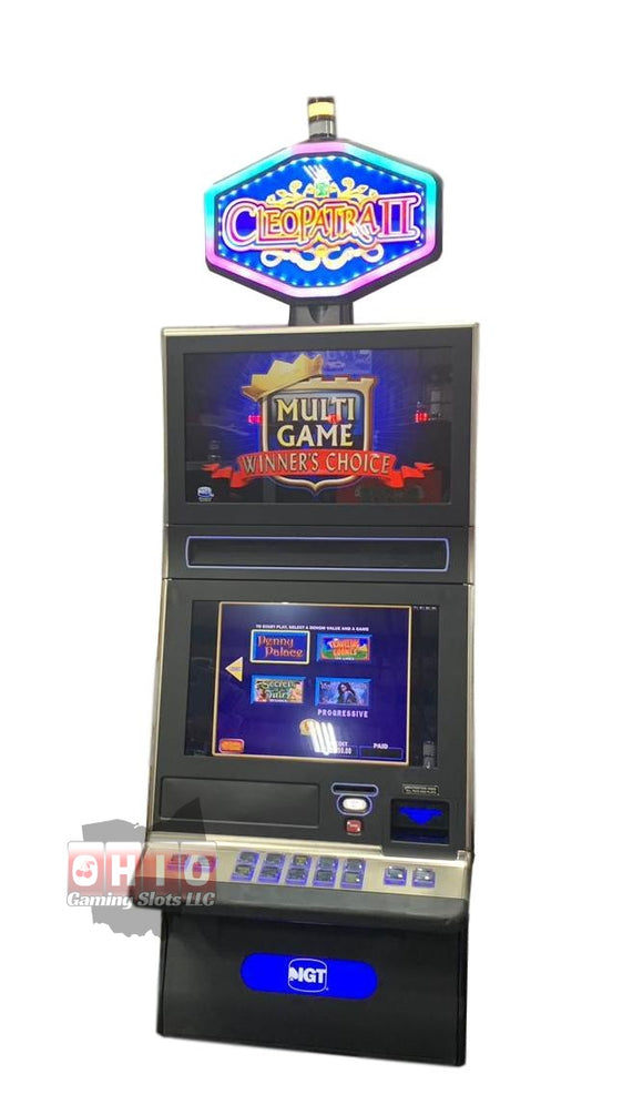 IGT G23 Game King