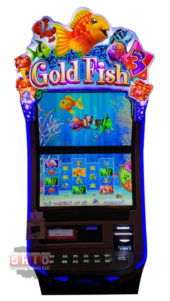Williams Blade Gold Fish 3