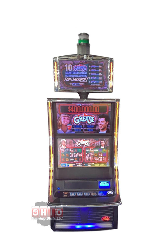 Bally Alpha 2 V22/22 Grease