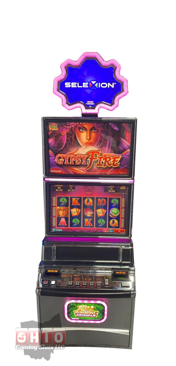 Konami Podium Gypsy Fire