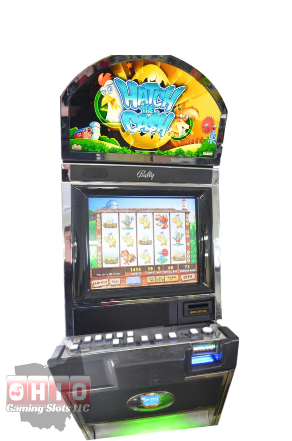 Bally Alpha 1 M9000 Hatch For Cash