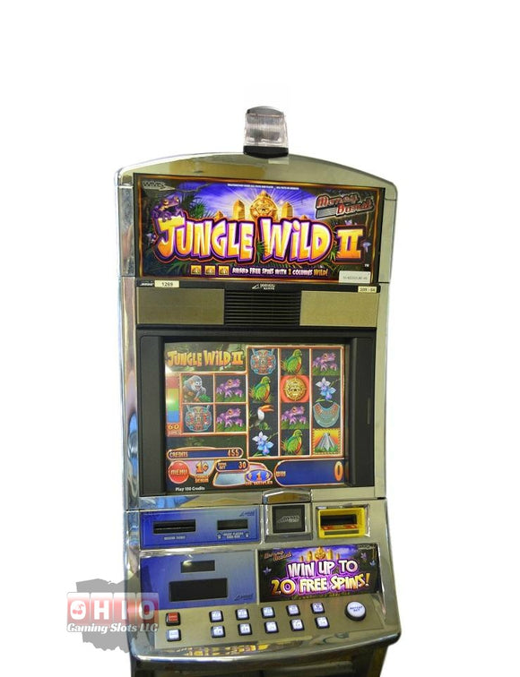 Williams BB1 Jungle Wild II