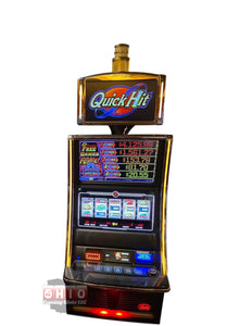 Bally Alpha 2 Curve Locking Wild Free Game Fever Quickhits