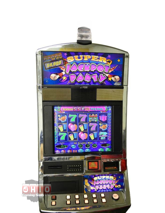Williams BB1 Super Jackpot Party