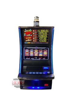 Bally Alpha 2 Curve Whizz Bang Jackpots