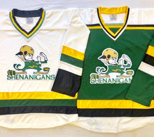 Load image into Gallery viewer, Custom Hockey Jerseys with the Shenanigans Team Logo $59