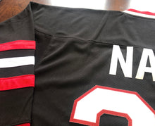 Load image into Gallery viewer, Custom Hockey Jerseys with a Blackhawk Embroidered Twill Logo $59