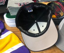 Load image into Gallery viewer, Flex-Fit Hat with a Hip crest / logo $39 (Black)