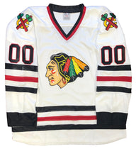 Load image into Gallery viewer, GRISWOLD Jersey with Embroidered Twill Crests and Sleeve Numbers $77