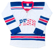 Load image into Gallery viewer, Custom Hockey Jerseys with a PENN Embroidered Twill Logo $59