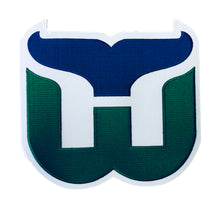 Load image into Gallery viewer, The Whalers embroidered twill logo