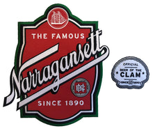 Load image into Gallery viewer, Narragansett embroidered twill logo and shoulder crest
