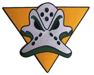 The Ducks embroidered twill logo