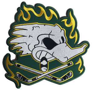 Dirty Duck embroidered twill crest
