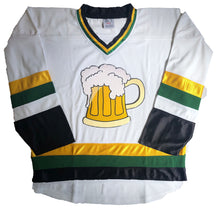 Load image into Gallery viewer, Custom Hockey Jerseys with Beer Mug Crest $59