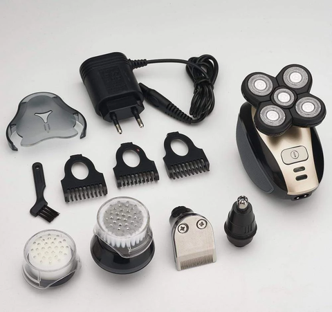 Electric Head Shaver